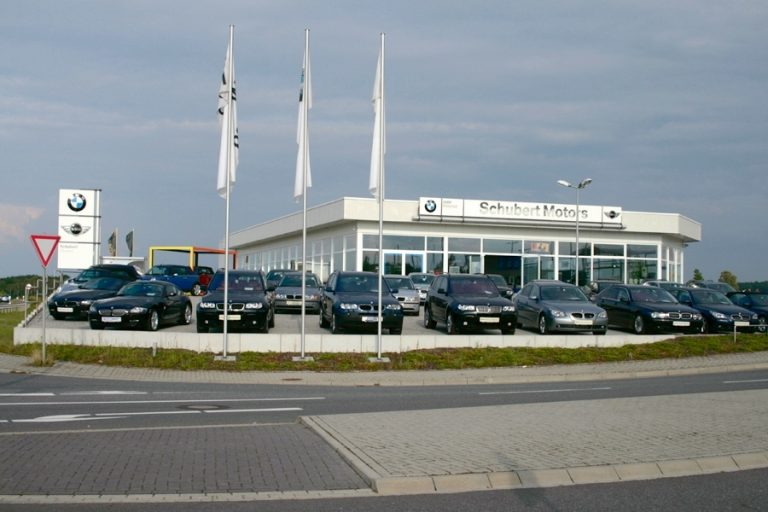 Referenzen Autohäuser