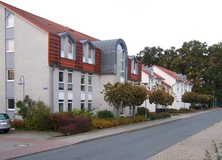 Referenzen Wohnungsbauten