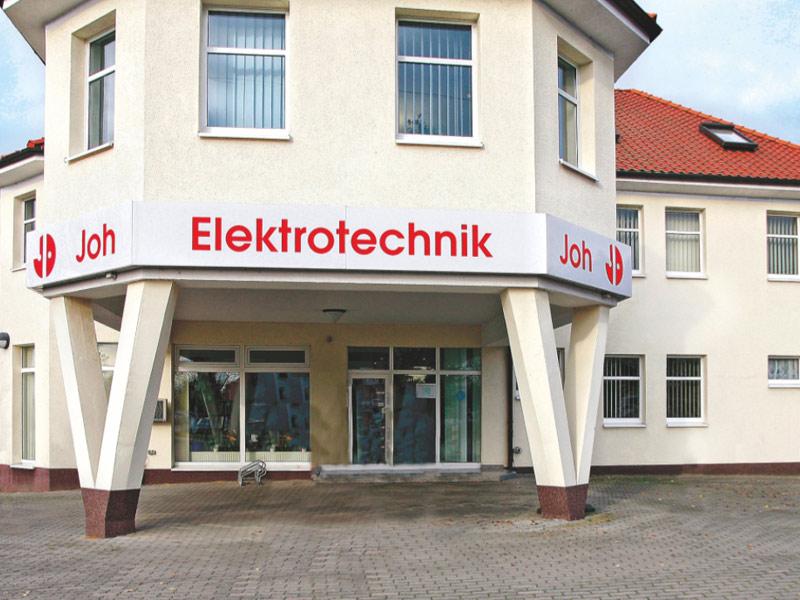 joh gmbh in Oschersleben Firmensitz